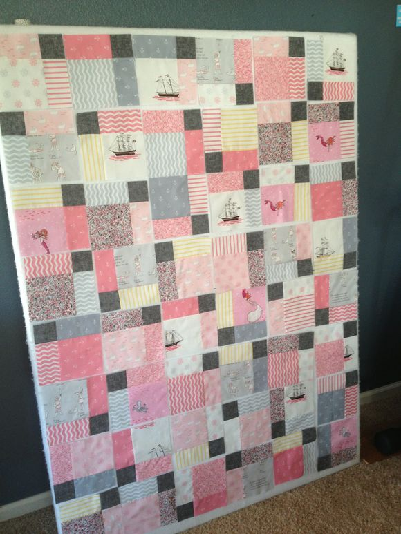 Work in progress...Ella quilt